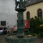 """Der """"Klara-Fiebig-Brunnen"""""""