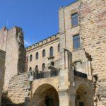 Altes und neues Mauerwerk