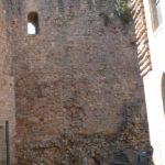 Die älteste noch vorhandene Mauer