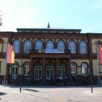 Der Saalbau von Neustadt