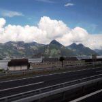 Der Vierwaldstättersee in der Zentralschweiz