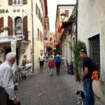 Auf in die Altstadt von Garda