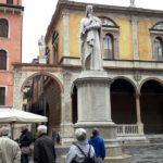 Dante, der bekannteste Dichter der italienischen Literatur sowie des europäischen Mittelalters