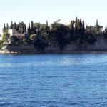 Isola del Garda, eine kleine Privatinsel vor Salo`
