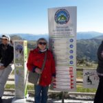 Das Beweisfoto vor der Bergstation