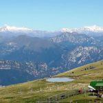 Das Monte Baldo Areal in seiner vollen Pracht