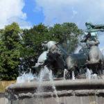 Der Gefion Springbrunnen