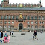 Das Rathaus in Kopenhagen