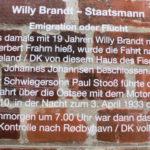 Zur Erinnerung an Willy Brandt