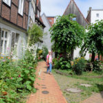 Mitten in Lübeck - wunderschön