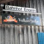 Unser Einstiegsbahnhof in den Vulkan--Express